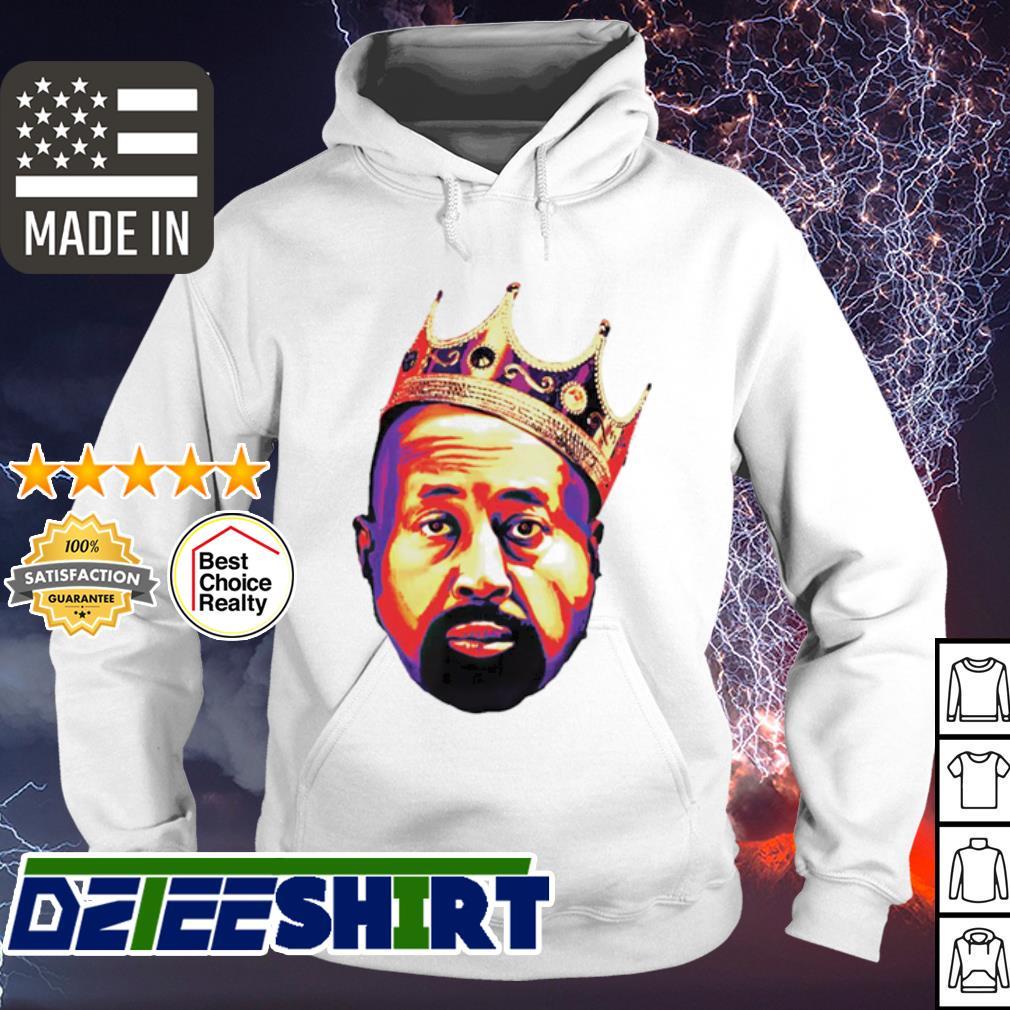 Coach crown king indiana s hoodie