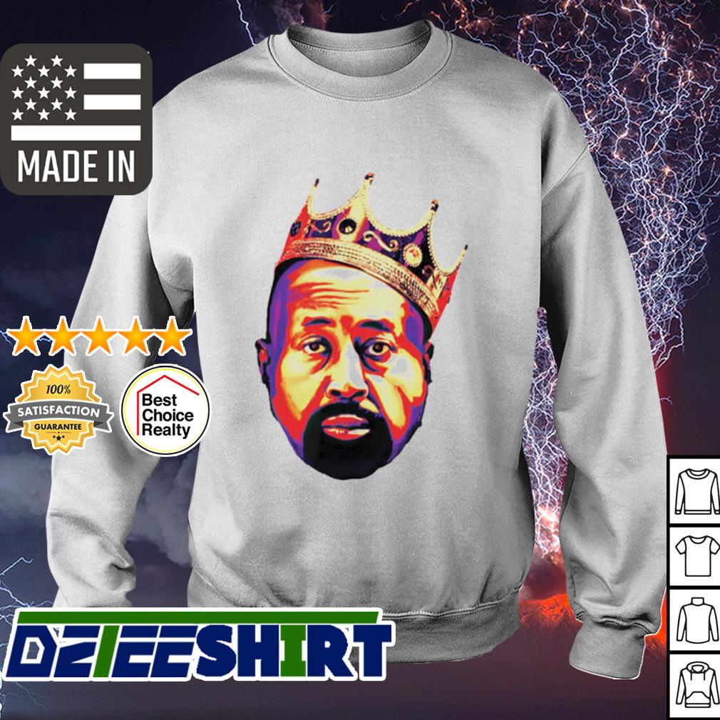 Coach crown king indiana s sweater