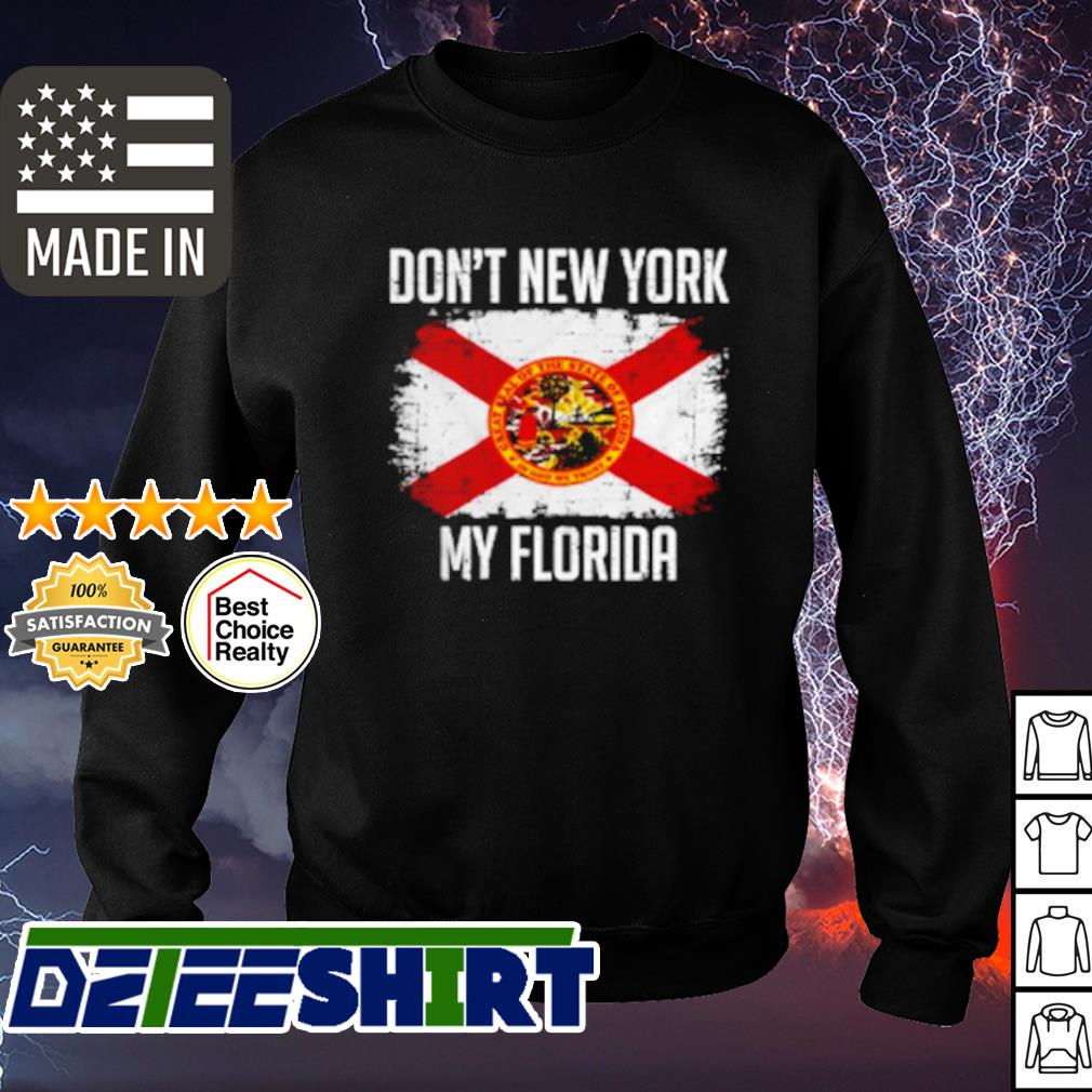 Don't new york my Florida s sweater