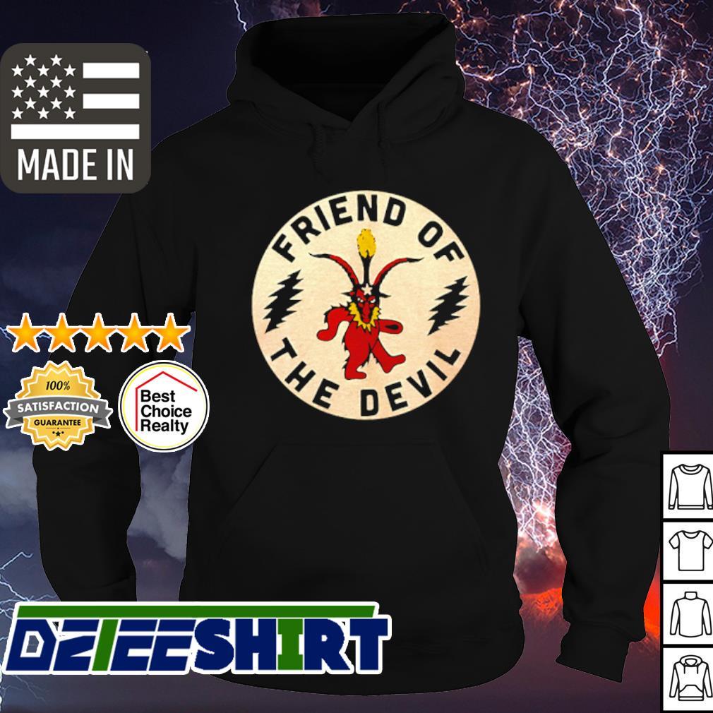 Grateful Dead friend of the devil s hoodie