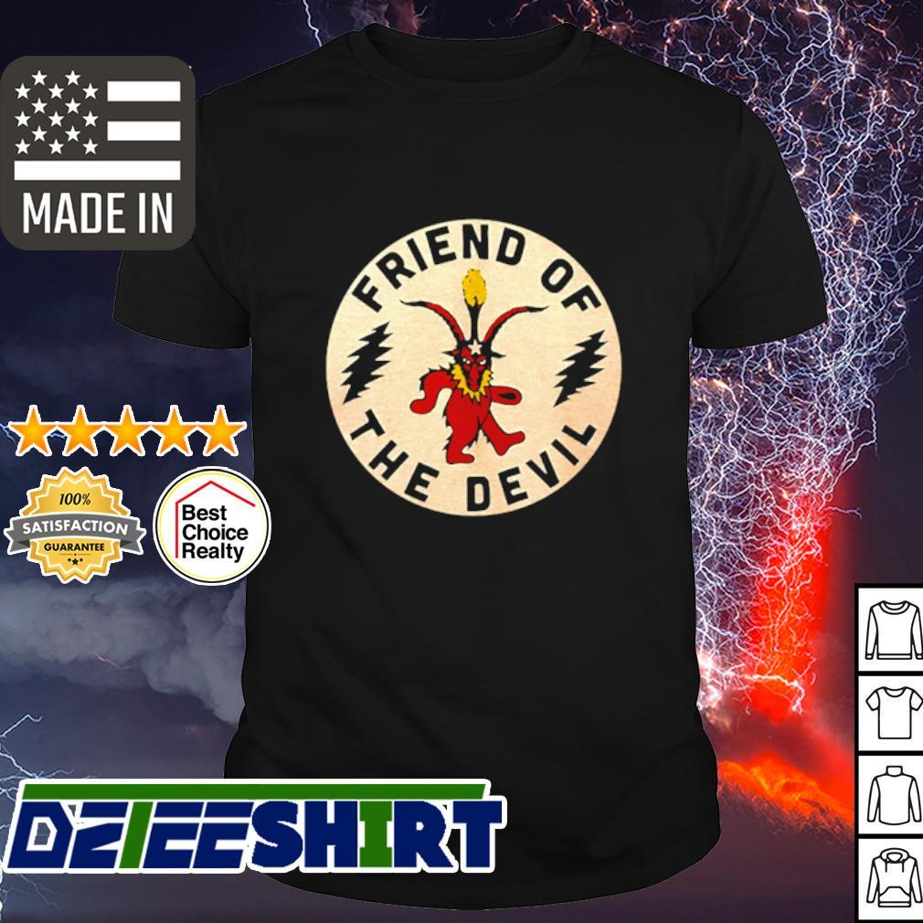 Grateful Dead friend of the devil shirt