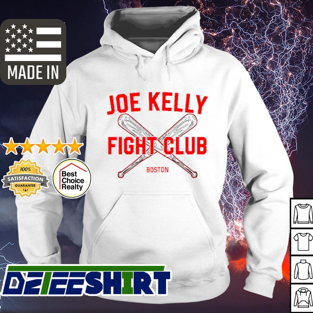 Joe Kelly fight club Boston Red Sox s hoodie