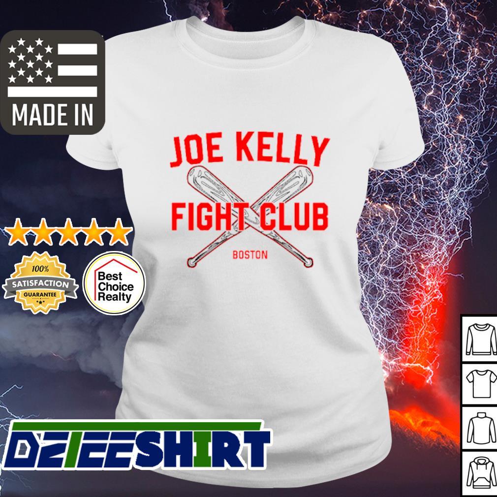 Joe Kelly fight club Boston Red Sox s ladies tee