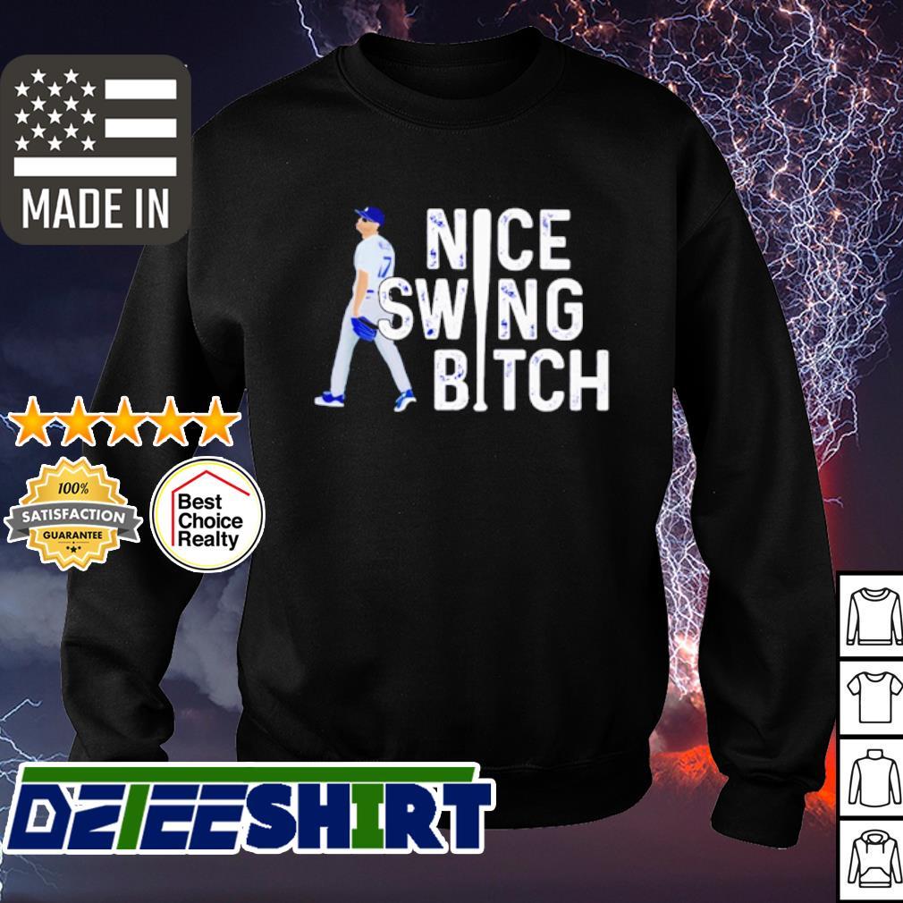 Joe Kelly nice swing bitch s sweater