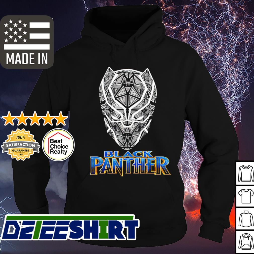 Marvel Black Panher Chawick Boseman s hoodie