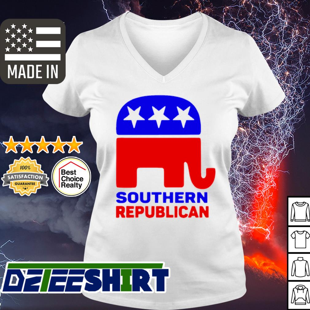 Official Southern Republican Shirt v-neck t-shirt