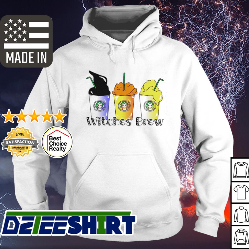 Starbucks Witches Brew Hocus Pocus s hoodie