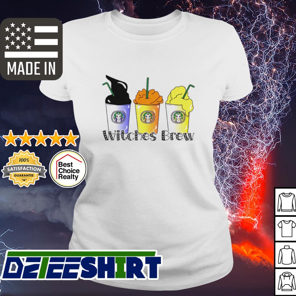 Starbucks Witches Brew Hocus Pocus s ladies tee