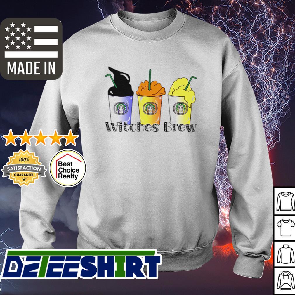 Starbucks Witches Brew Hocus Pocus s sweater