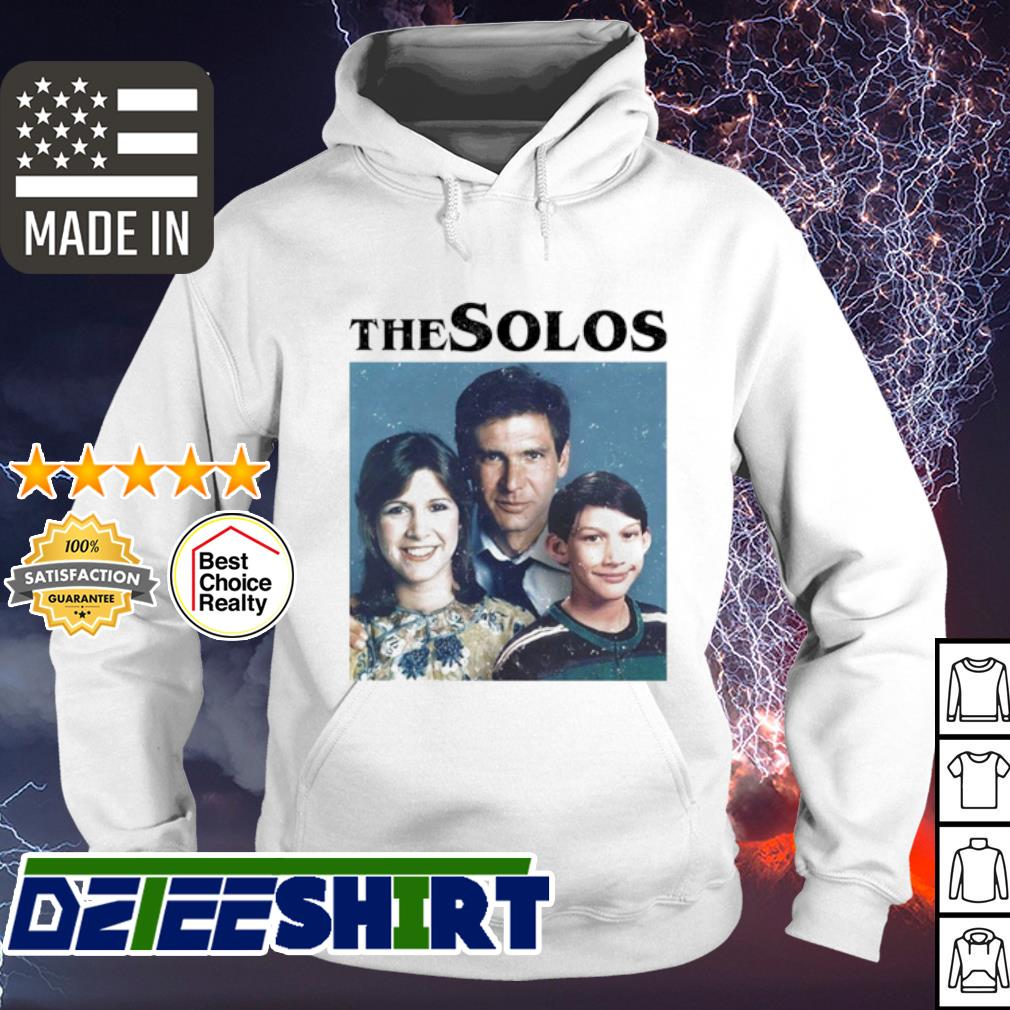 THE SOLOS Family Portrait Shirt hoodie