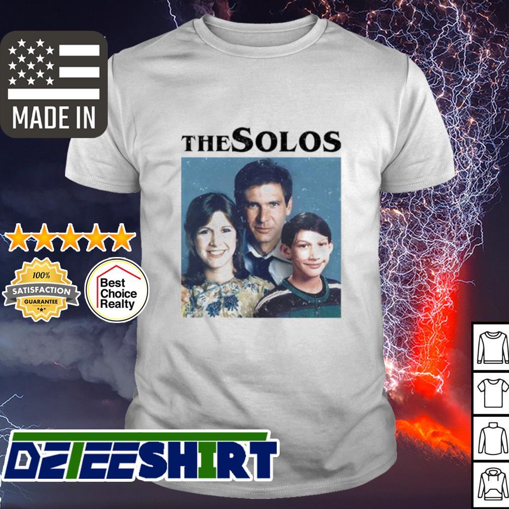 THE SOLOS Family Portrait Shirt
