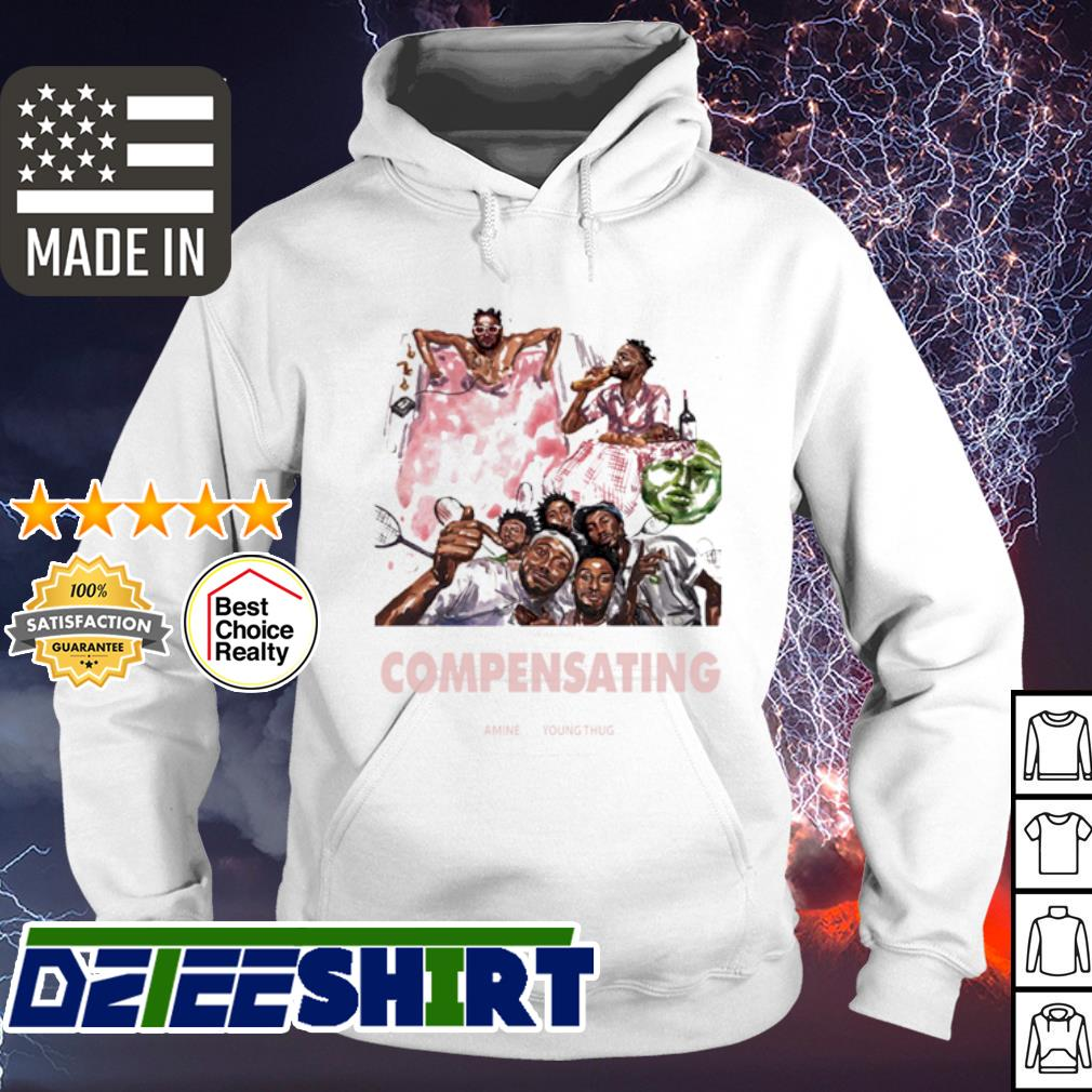 Young Thug Compensating s hoodie
