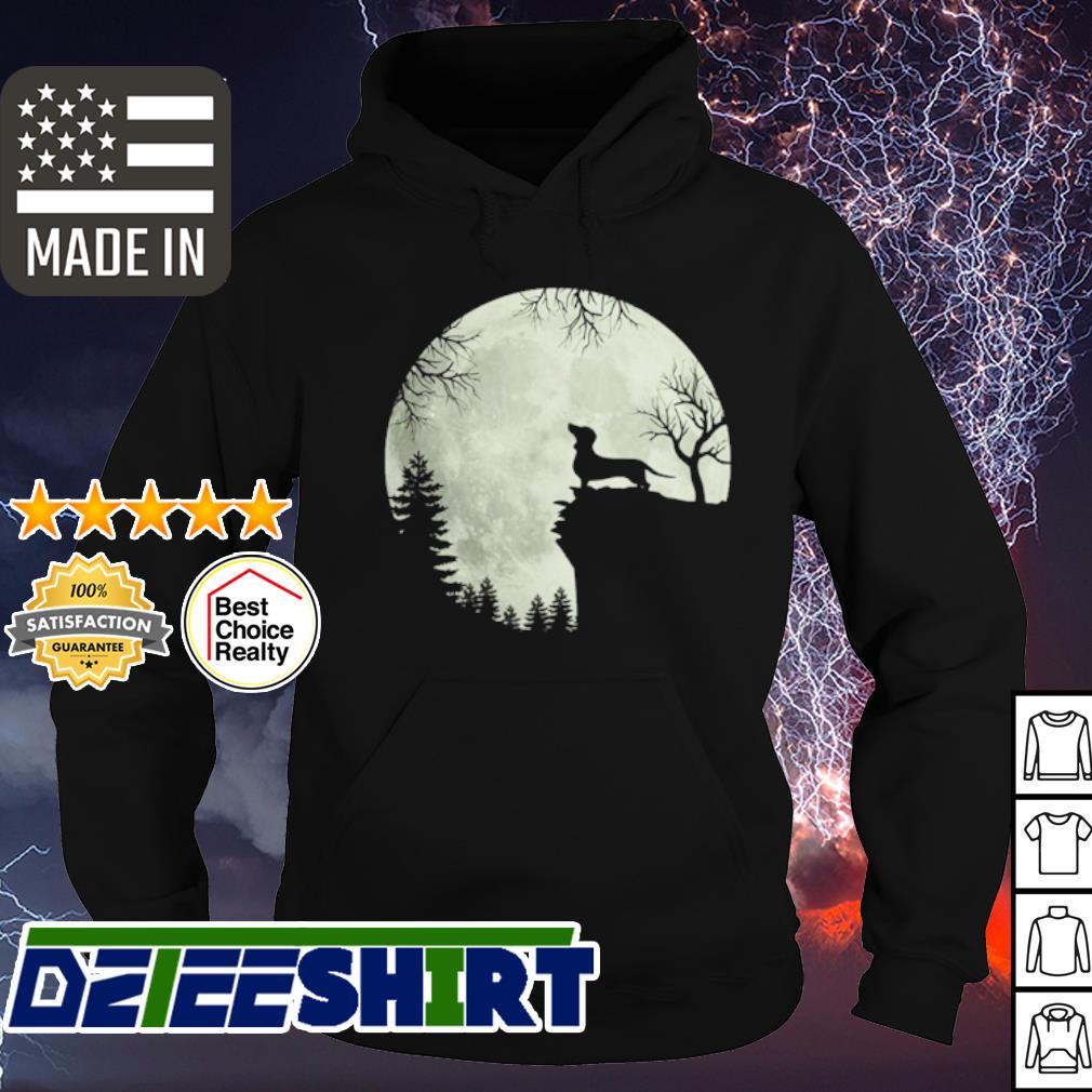 Dachshund The Nightmare Before Christmas Halloween s hoodie