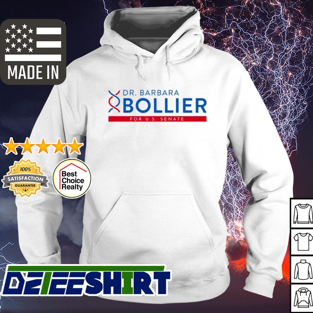 Dr Barbara Bollier for US senate s hoodie