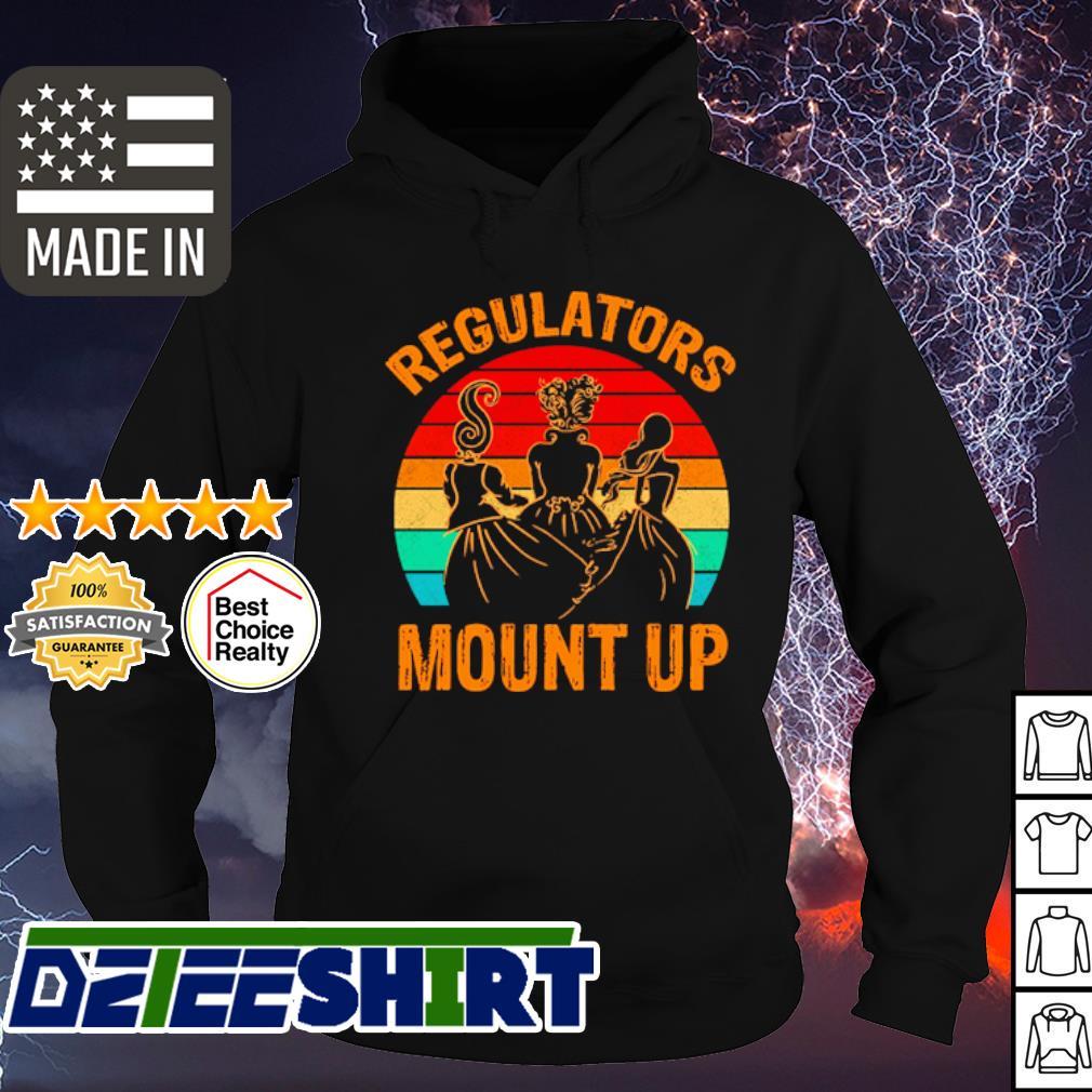 Hocus Pocus regulators mount up vintage s hoodie