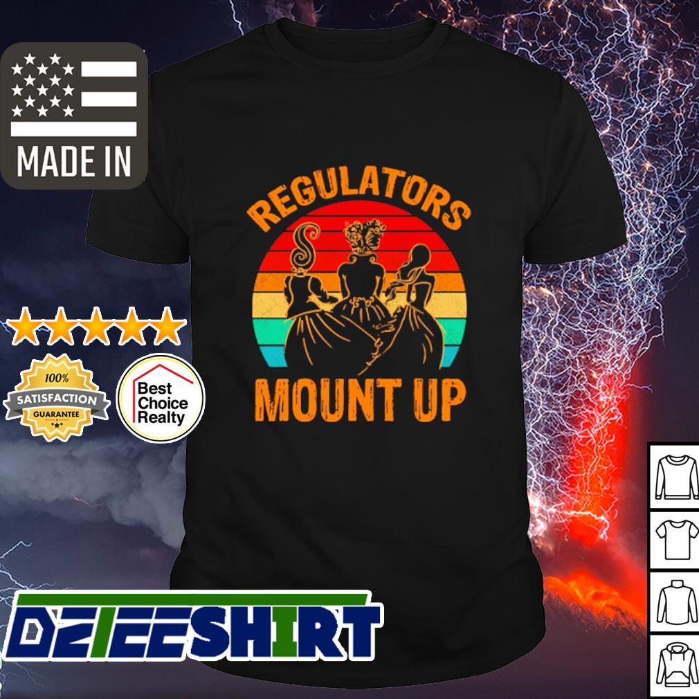 Hocus Pocus regulators mount up vintage shirt