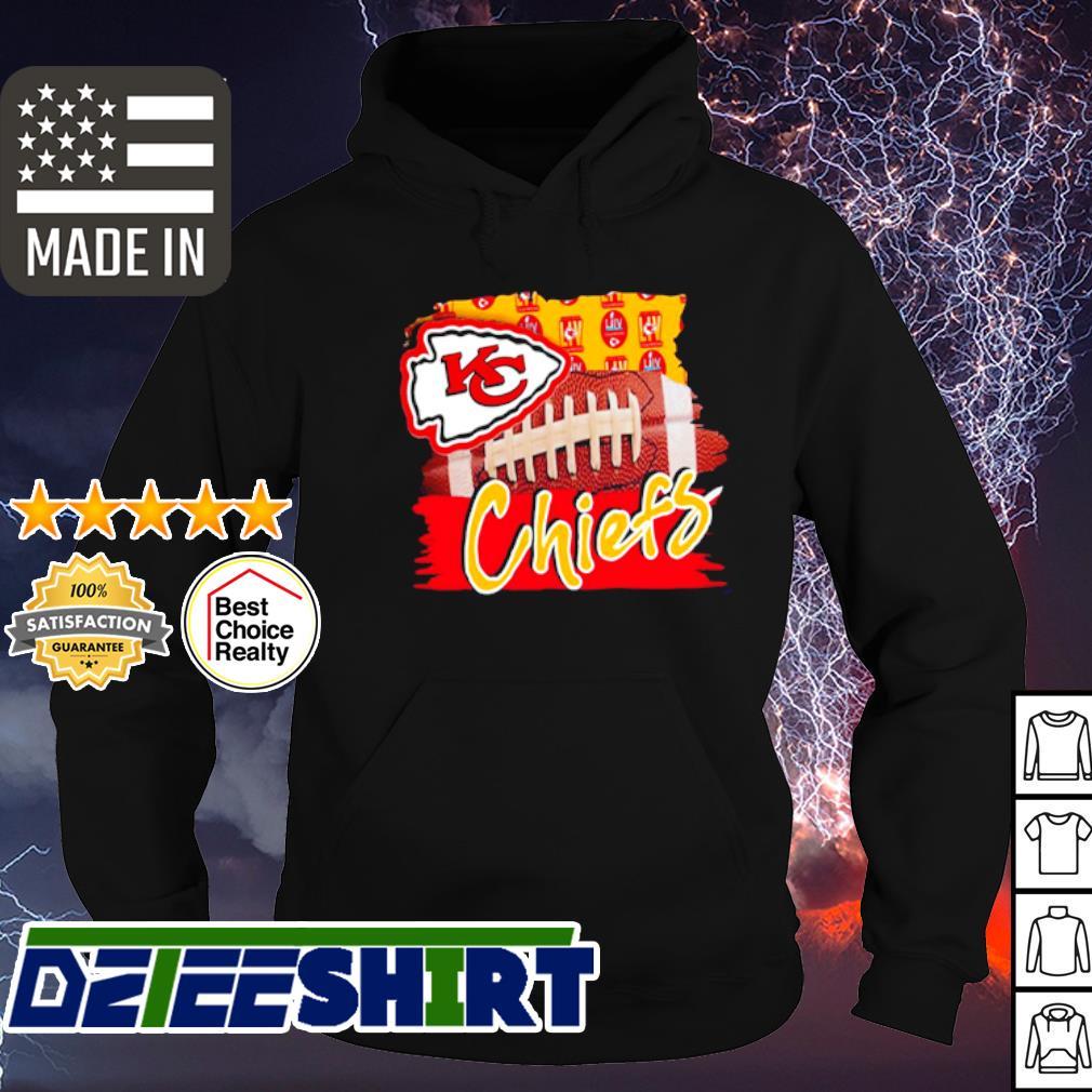 Peace Love Kansas City Chiefs s hoodie