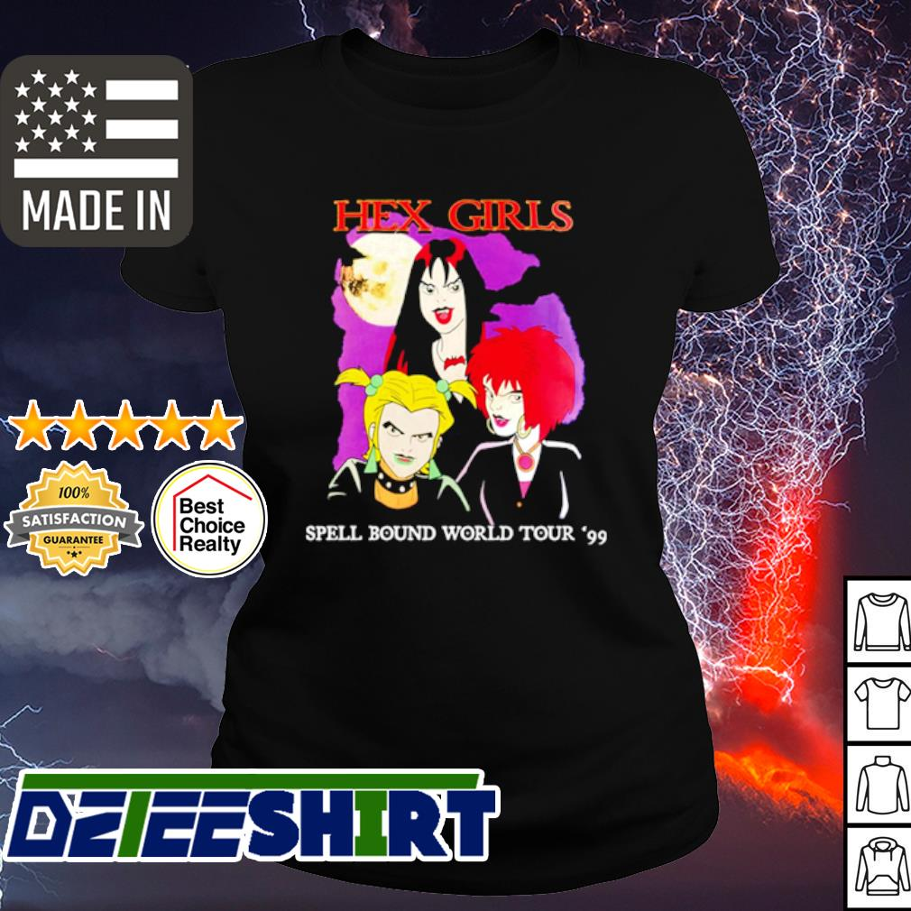 Unisex T-Shirt The Hex Girls Shirts For Men Women Fathers Day T Shirts