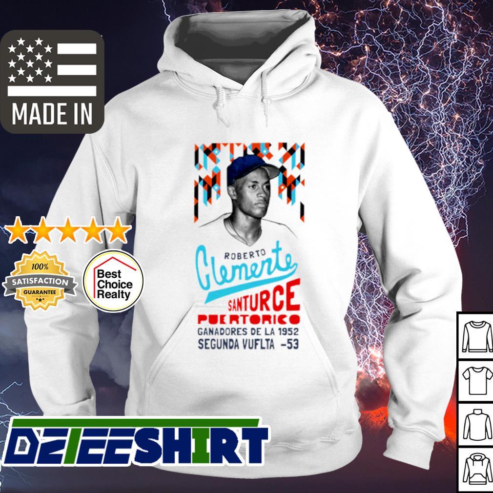 Roberto Clemente Santurce Puertorico s hoodie