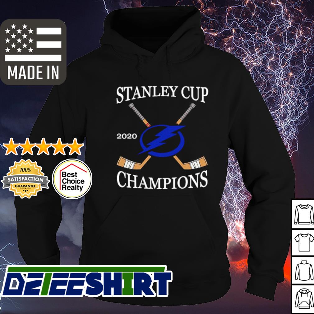 Tampa Bay Lightning stanley cup 2020 champions s hoodie
