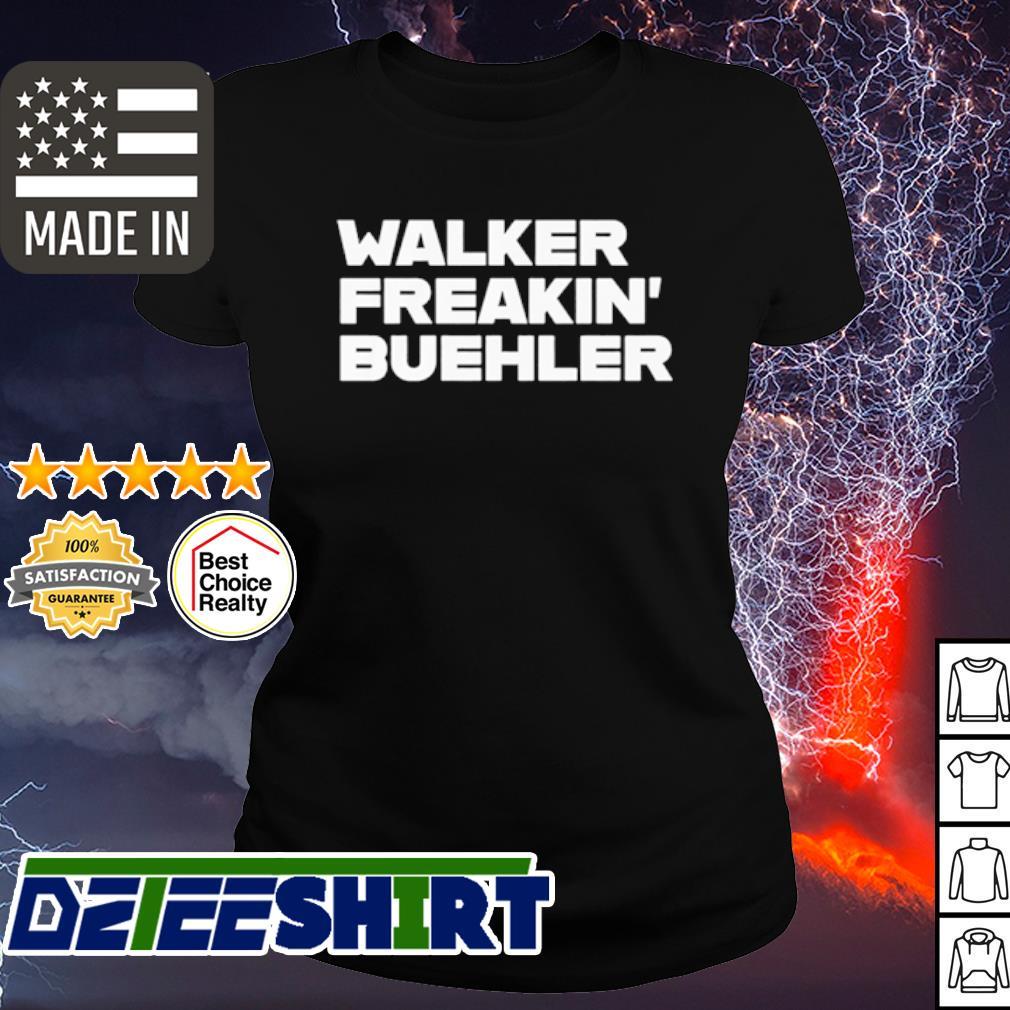 Walker freaking buehler s ladies-tee