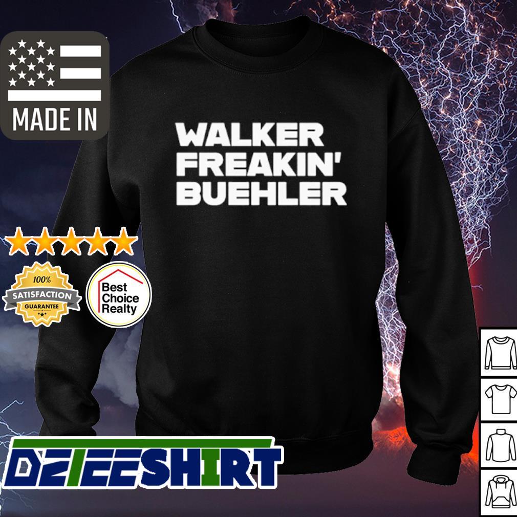 Walker freaking buehler s sweater